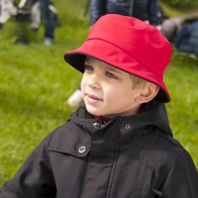 Dětský softshellový klobouk