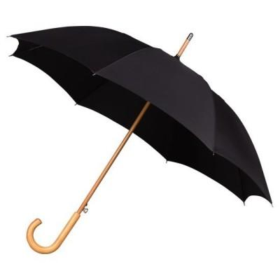 Holový deštník Mistral-černý