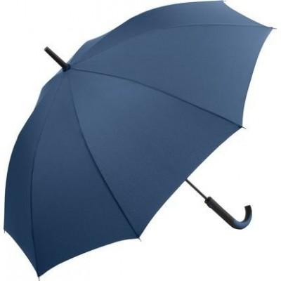 Holový deštník REVERSE - tm. modrý
