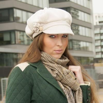 Dámská kšiltovka z fleece