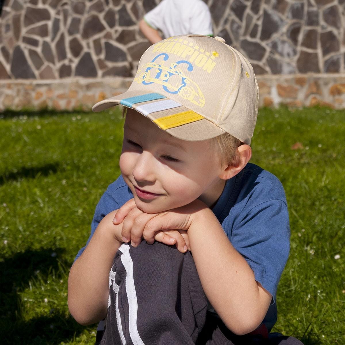 Dětská kšiltová čepice