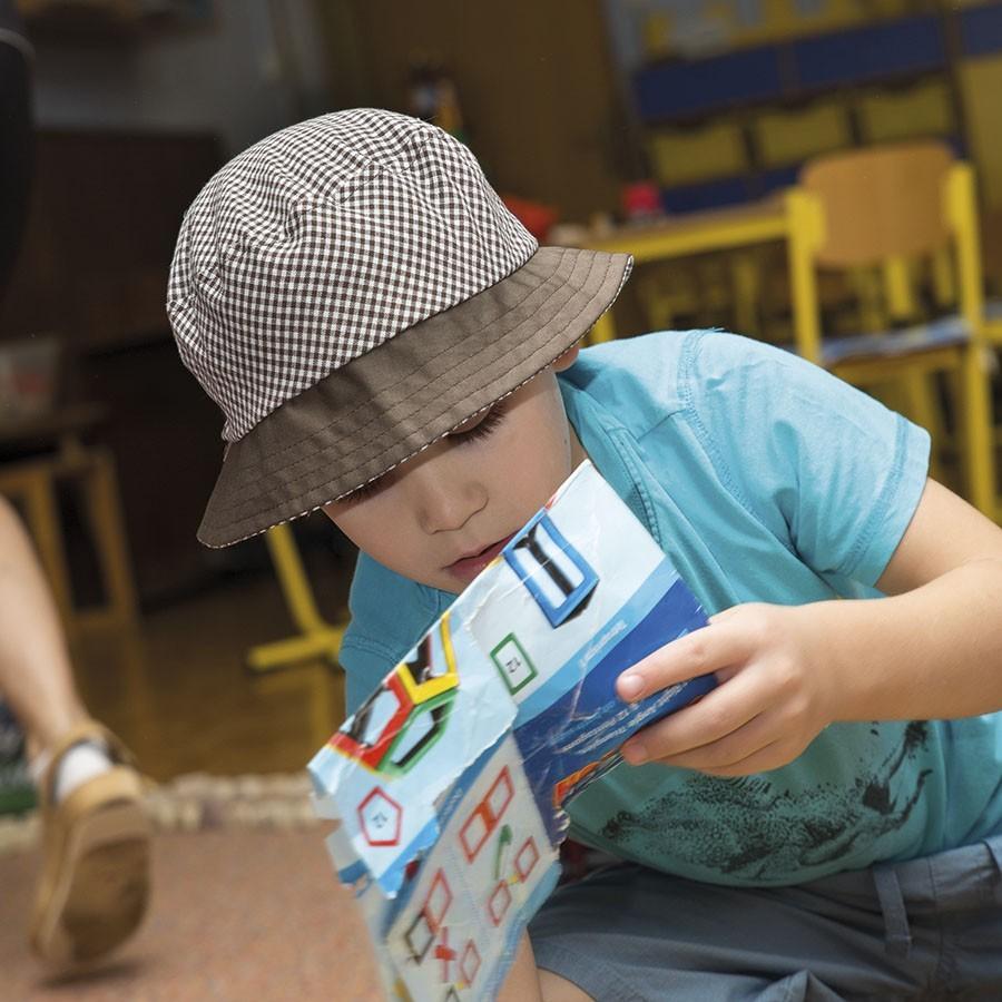 Dětský bavlněný klobouk