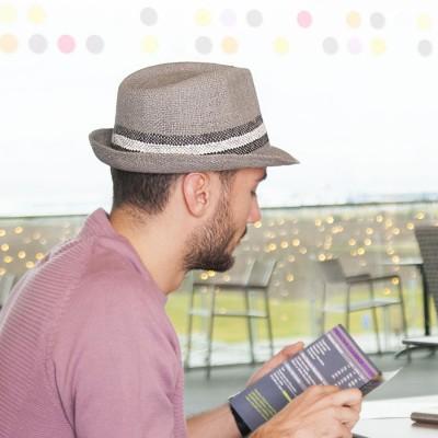 Unisex papírový klobouk...
