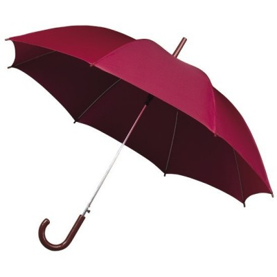 Holový deštník standart-vínový