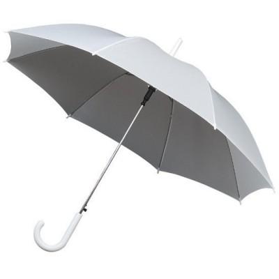 Holový deštník standart -bílý
