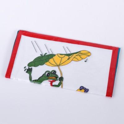 Dětský kapesník - potisk žába