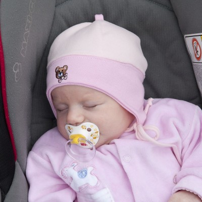 Dětská - kojenecká čepice...