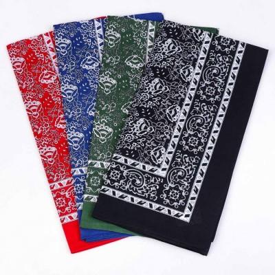 Bavlněný dámský šátek 70x70cm