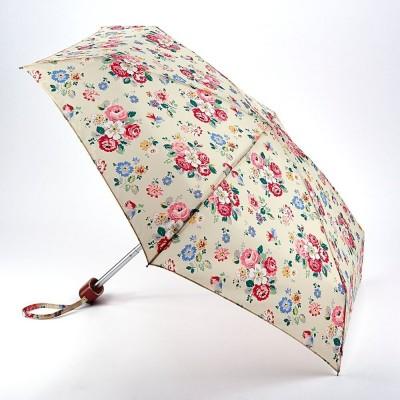 Fulton dámský skládací deštník Cath Kidston Tiny 2 FOREST