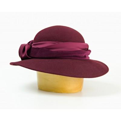0c5bc13186f klobouk z králičí plsti