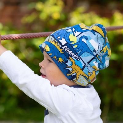 Bavlněná čepice prodloužená...