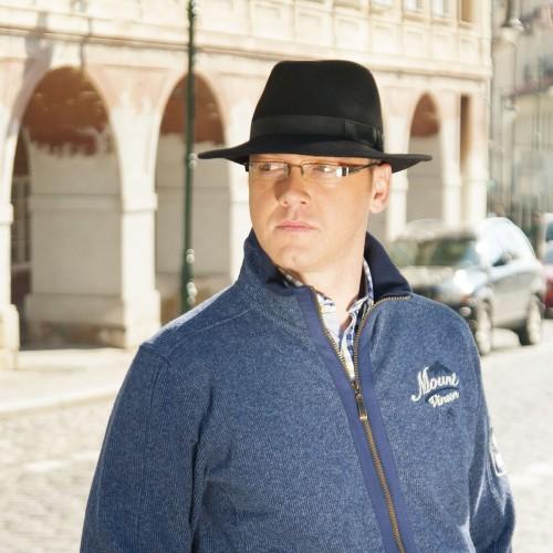 pánské klobouky